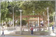 Plaza de Paita
